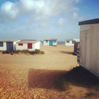 Photo taken at Blériot Plage by Moonsieur P. on 6/25/2013