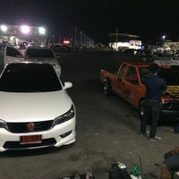 Photo taken at Thep Nakhon Race Track by ไอ้แหลม on 3/21/2014