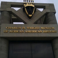Photo taken at Charles H Wright Museum of African American History by Jeffrey F. on 10/6/2012