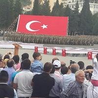 Photo taken at 1.Piyade Eğt. Tugay Komutanlığı Karargâh Bölüğü by Sedanur T. on 5/30/2014