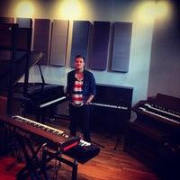 Photo taken at RAK Studios by Thomas B. on 8/15/2014