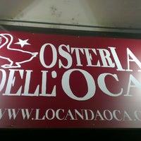 Photo taken at La Locanda dell'Oca by Fratelli A. on 4/11/2013
