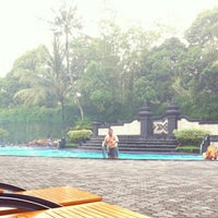 Photo taken at The Jayakarta Yogyakarta Hotel by Aloysia Yossy K. on 1/2/2016