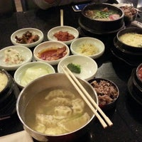 Photo taken at Palace Korean Bar & Grill by Lily L. on 3/3/2013
