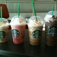 Photo taken at Starbucks by María Jesús P. on 11/10/2012