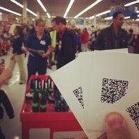 Photo taken at Walmart Supercenter by Tj W. on 11/23/2012