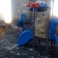 Photo taken at Детская Площадка by Helen M. on 11/29/2015
