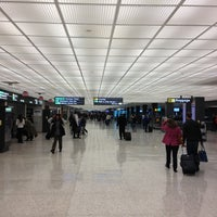 Photo taken at Concourse A by Аркадий С. on 11/15/2012