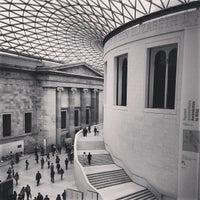 Photo taken at British Museum by Anuwat C. on 6/18/2013