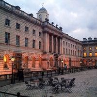 Photo taken at Somerset House by Anuwat C. on 3/27/2013