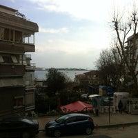 Photo taken at Caffé Nero by Turgut U. on 2/17/2013
