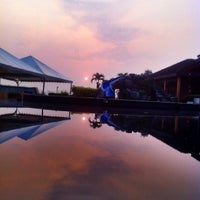 Photo taken at Pasir Salak Riverine Resort by Mr.Zaki on 3/1/2014
