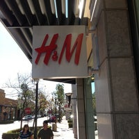 Photo taken at H&M by Abdul i. on 1/21/2013