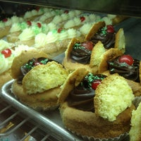 Photo taken at Court Pastry Shop by Benjamin C. on 6/8/2013