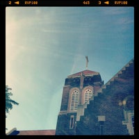 Photo taken at Rosewood United Methodist Church by Karlyn F. on 11/20/2012