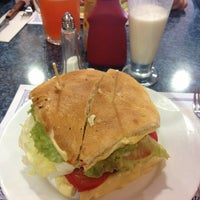 Photo taken at Masay Pizza & Sandwich by Luis L. on 1/6/2013