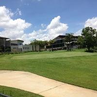 Photo taken at The Fairway Hotel & Golf Resort by Mishkah R. on 12/22/2012