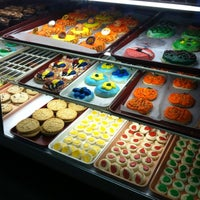 Photo taken at Concannon's Pastry Shop by Jennifer S. on 11/24/2012