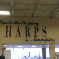 Photo taken at Harps Food Stores by Nathan H. on 4/5/2014