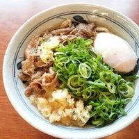 Photo taken at 香の川製麺 枚方津田店 by etsujiro on 12/16/2013