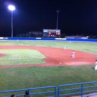 Photo taken at Stadio Baseball by Renee T. on 6/14/2013