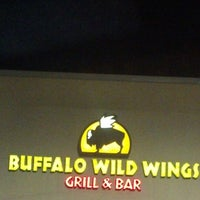 Photo taken at Buffalo Wild Wings by Andrew H. on 10/27/2012