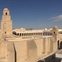Photo taken at جامع عقبة بن نافع | La Grande Mosquée | Great Mosque of Kairouan by Александр К. on 8/2/2016