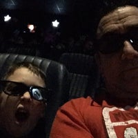 Photo taken at Cineplex Odeon Westshore Cinemas by David C. on 12/26/2015