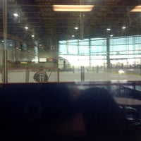 Photo taken at Oceanside Place Arena by David C. on 12/14/2014
