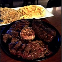 Photo taken at Gran Parrilla by Luciana I. on 3/24/2015
