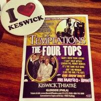 Photo taken at Keswick Theatre by Corinne M. on 5/10/2013