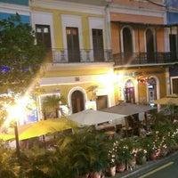 Photo taken at Old San Juan by francisco D. on 1/10/2015