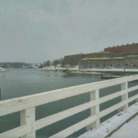 Photo taken at Suomenlinna / Sveaborg by Hie-suk Y. on 11/7/2016