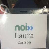 Photo taken at New Organizing Institute by Laura C. on 6/11/2014