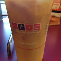 Photo taken at Dunkin Donuts by Eric A. on 10/16/2012
