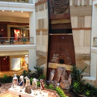 Photo taken at Copley Place by Eric A. on 9/21/2012