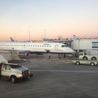 Photo taken at Gate C33 by Eric A. on 10/11/2012