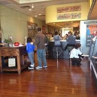 Photo taken at Zaftigs Delicatessen by Eric A. on 11/4/2012