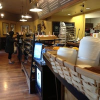 Photo taken at Specialty's Café & Bakery by Eric A. on 10/9/2012