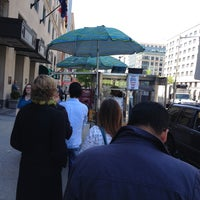 Photo taken at Pedro & Vinny's Burrito Cart by Mikhail B. on 4/26/2013
