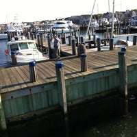 Photo taken at Hy-Line Cruises Ferry Dock (Nantucket) by Hali on 9/14/2012