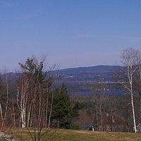 Photo taken at Steele Hill Resorts by Melanie on 4/22/2013