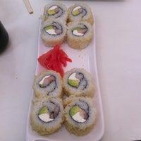 Photo taken at Niu Sushi by Carola T. on 5/21/2013