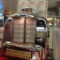Photo taken at Ed's Easy Diner by Charlotte T. on 2/19/2013