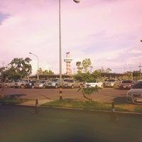 Photo taken at อาคารจอดรถสนามบิน by Kai S. on 9/21/2012
