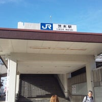 Photo taken at Ibaraki Station by kenjin on 9/16/2012