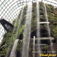 Photo taken at Cloud Forest by Gilbert C. on 10/23/2012