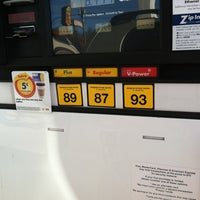 Photo taken at Shell by Katherine on 1/21/2013