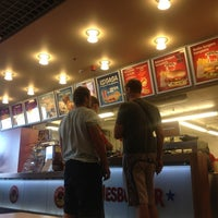 Photo taken at Hesburger by Al C. on 7/4/2013