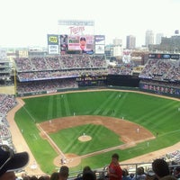 Photo taken at Target Field by Mackenzie G. on 5/19/2013